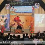 برگزاری محفل انس با قرآن با حضور میثم التمار در بیلند