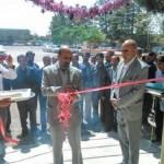 افتتاح پروژه سالن کارگاه خوارزمی بیلند بخش مرکزی