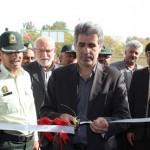 افتتاحیه پاسگاه انتظامی بیلند