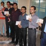 برگزاری انتخابات ۹۴ در بیلند+تصاویر