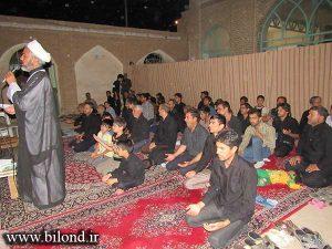 مسجد جامع علیا-شب 23 ماه رمضان