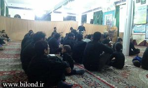 مراسم شب قدر-شب 23-مسجد صاحب الزمان(عج) بیلند