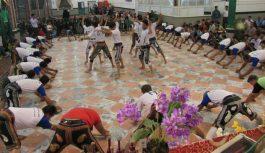 اجرای ورزش باستانی به مناسبت عید غدیر در بیلند