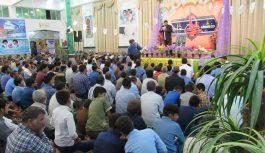برگزاري جشن عيد غدير (عکس و فیلم)
