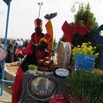 جشنواره بازی های سنتی در بیلند برگزار شد