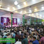 برگزاری جشن نیمه شعبان در مجتمع حسینیه و مهدیه بیلند+تصاویر