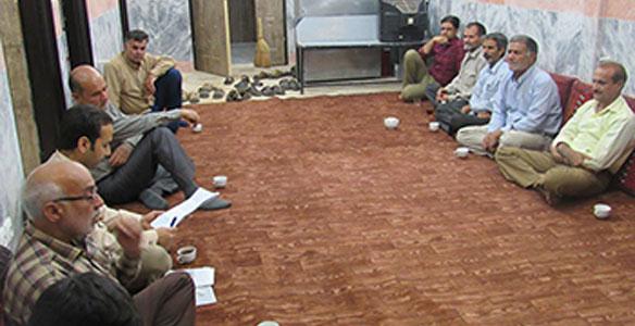 تشکیل جلسه مجمع عمومی موسسه خیریه امام علی (ع) بیلند