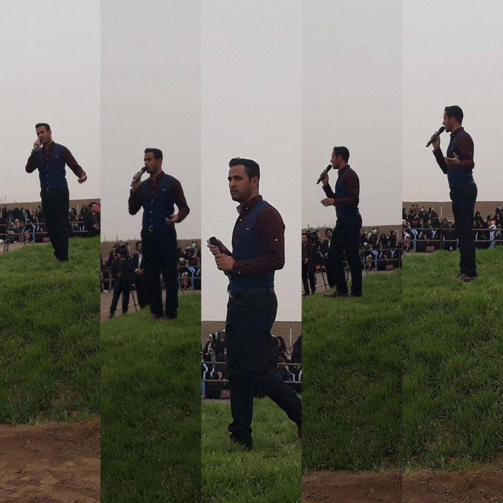 آهنگ جدید بهمن بهنام به نام سرزمینم بیلند+متن