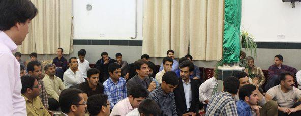 برگزاری جلسه عمومی پرسش و پاسخ با حضور اعضای شورای اسلامی بیلند