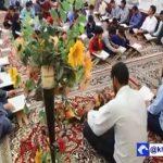 پخش گزارش مراسم ماه مبارک رمضان در بیلند از صدا و سیمای خراسان