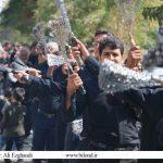 تصاویر مراسم عزاداری روز عاشورا بیلند عکاس: علی ازقندی