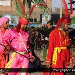 آئین تعزیهخوانی روستای بیلند محرم 1397 عکاس: سعید غلامی مندی