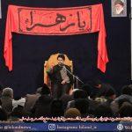بزرگداشت سردار شهید سلیمانی در بیلند